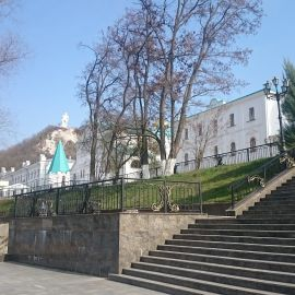 Святогорская лавра Паломническая поездка в Святогорскую Лавру. 9-10 апреля 2016 г.