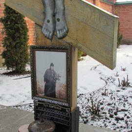 По пути в Почаев харьковские паломники заехали в Свято-Иверский женский монастырь. Могила схиигуменьи Херувимы Паломническая поездка в Почаевскую лавру на Новый 2017 год