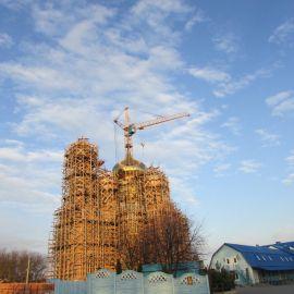 Сооружение нового храма у источника святой праведной Анны Паломническая поездка в Почаевскую лавру на Новый 2017 год