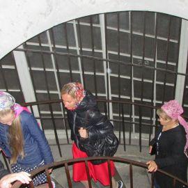 Подъем на колоннаду Исаакиевского собора Паломническая поездка к святыням Санкт-Петербурга