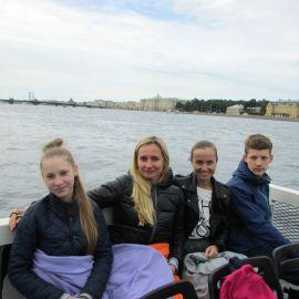 По рекам и каналам города водным путем Паломническая поездка к святыням Санкт-Петербурга