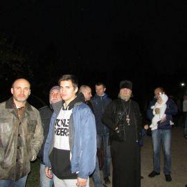 Вечерня в монастыре начинается в 17:00, затем - перерыв на ужин, и продолжение молитв Паломническая поездка в Глинскую пустынь. 21-22.10.2017 г.