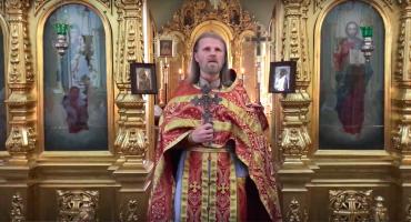 Добавлена проповедь в праздник великомученика и целителя Пантелеимона